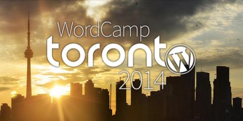 WordCamp Toronto 2014
